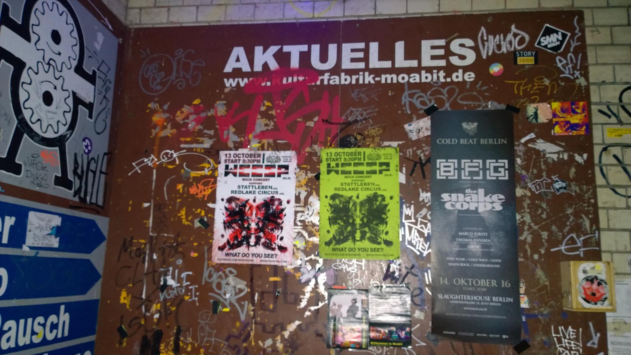 BFG REFORM FOR BERLIN CONCERT